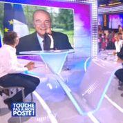 La déclaration d'amour de Nabilla... à Jacques Chirac !