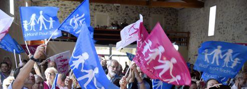 Mariage pour tous : pour un référendum sur la loi Taubira