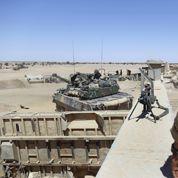 L'armée française monte un poste avancé aux portes de la Libye