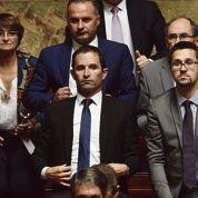 Benoît Hamon cherche sa place à gauche