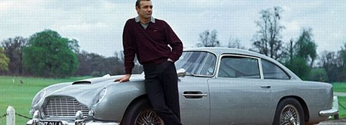 De l'Aston Martin à la 2 CV, les voitures mythiques du 7e art