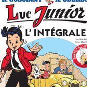 Luc Junior:le chaînon manquant entre Tintin et Astérix