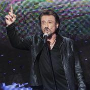 Johnny Hallyday en concert en France en 2015 et 2016