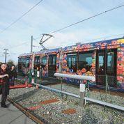 Alstom veut convertir les petites villes au tram compact