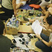 Hongkong: une révolution en «autogestion»