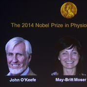 Nobel : la découverte de notre « GPS cérébral » récompensée