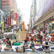 À Hongkong, la «révolution des parapluies» s'accroche