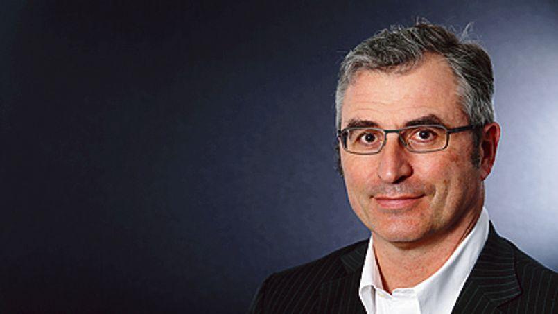 Sylvain Forestier, président de La Maison Bleue.