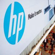 Hewlett-Packard se libère des PC