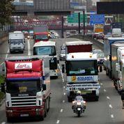 Écotaxe : les routiers fixent un ultimatum au gouvernement