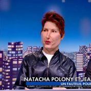 Natacha Polony fait son apparition dans Les Guignols