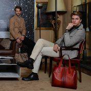 Tod's : un dressing masculin cousu de cuir