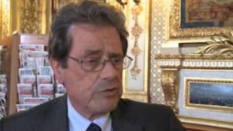 Alain Milon (Capture vidéo Senat.fr)
