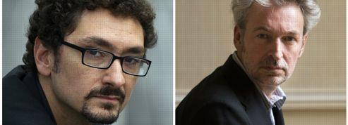 Goncourt: huit auteurs encore en lice