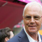 Beckenbauer veut rendre public le rapport de la Fifa sur la transparence