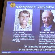 Le prix Nobel de chimie regarde l'infiniment petit