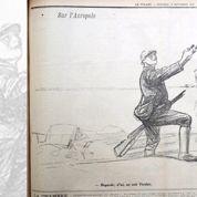 1916 : la Guerre vue de l'Acropole par Forain