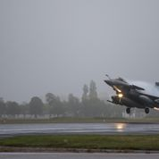 Mission ardue en Irak pour les avions français