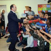 Déplacement de Hollande: la colère des familles d'autistes