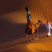 Google cartographie les déserts à dos de dromadaire