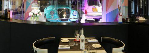 Les 5 restaurants pour les fous du volant à Paris