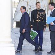 Tension entre Hollande et Valls sur le rythme des réformes