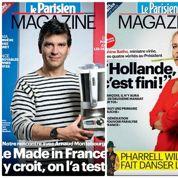 Quand le Parisien magazine met en scène les politiques