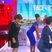 Zapping TV : Roselyne Bachelot essaie le «booty shake» sur D8