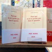 Nobel de Modiano: les librairies sur le pied de guerre
