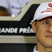 «Michael Schumacher se réveille tout doucement», selon son fils