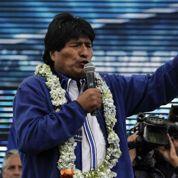 Evo Morales porté par les succès économiques de la Bolivie