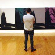 Andy Warhol expose à Paris la mystérieuse série Shadows