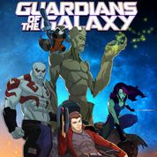 Les Gardiens de la Galaxie s'animent au Comic-Con de NY
