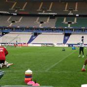 L'incroyable geste technique de l'international français Raphaël Varane