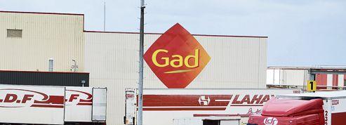 Le sauvetage de Gad à portée de main