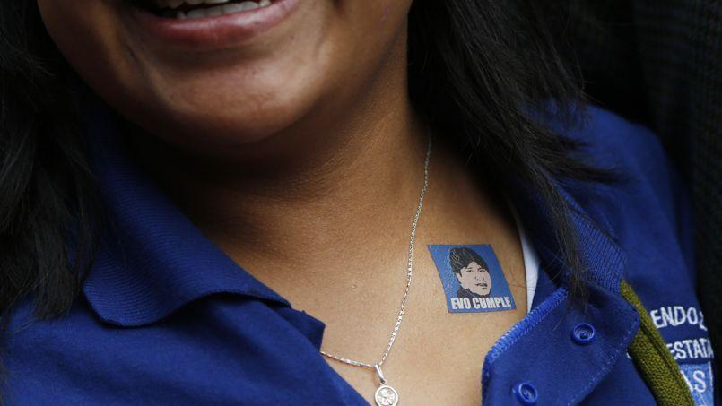 Morales a promis qu'il ne serait pas candidat à la prochaine élection, en 2019.