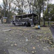 À Donetsk, le port du casque est recommandé