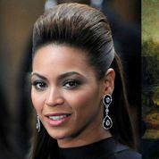 Au Louvre, Beyoncé et Jay-Z imitent La Joconde