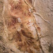 L'art rupestre aussi ancien en Asie qu'en Europe