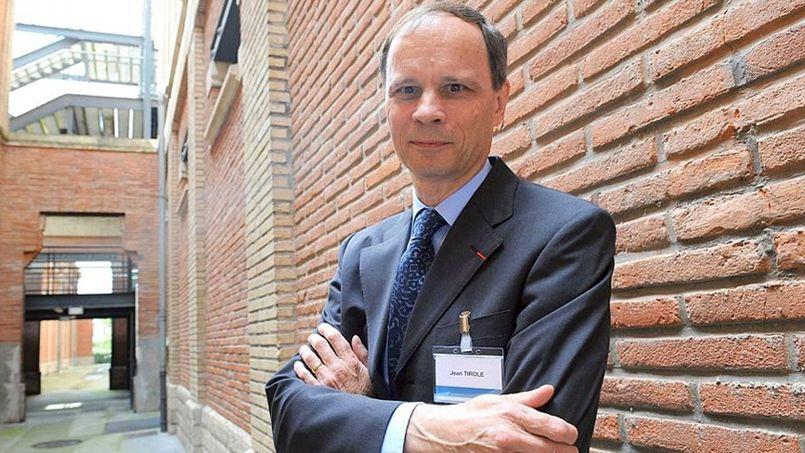 Le prix Nobel d'économie attribué au Français Jean Tirole