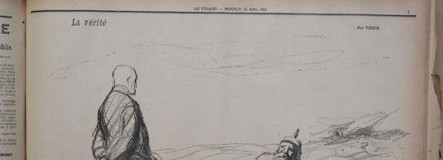 Le front étranger illustré par Forain (1916)