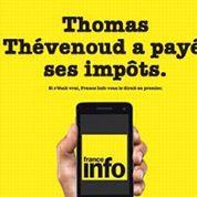 Les publicités de France 2 et France Info détournées sur Internet