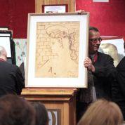 Retour du projet d'intégrer les œuvres d'art dans l'ISF