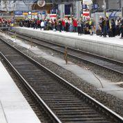 En Allemagne aussi, la grève paralyse trains et avions