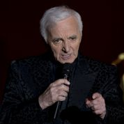Charles Aznavour sort de l'hôpital