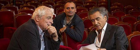 La pièce de Bernard-Henri Lévy ne «s'arrête pas brutalement»