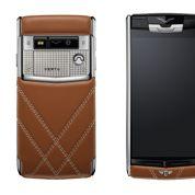 Un smartphone Vertu pour Bentley à 12.500 euros