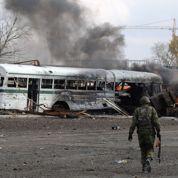 Ukraine: dans le Donbass, la trêve entravée