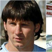 Les dix couacs de Lionel Messi à Barcelone