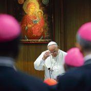 Avis de gros temps au Vatican
